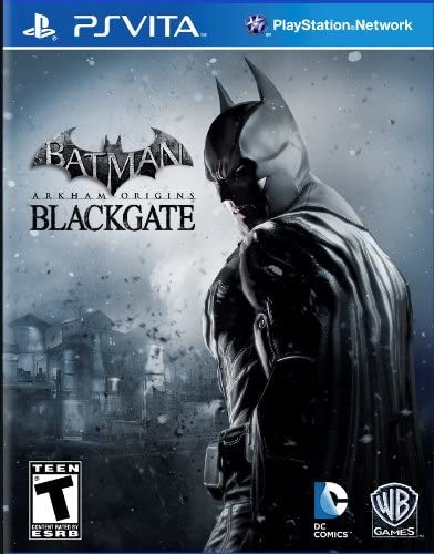 Batman: Arkham Origins Blackgate – Playstation Vita
