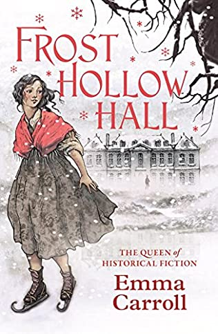 book cover of Frost Hollow Hall