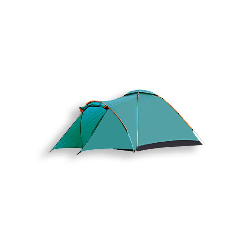 テント、34人の自動雨飼育場、テント付き屋外トップ(サイズ:170 * 160 * 130Cm)  Green B07CR9Q2JY