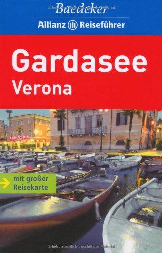 Baedeker Allianz Reiseführer Gardasee, Verona