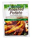 Concord Roasted Potato Original Seasoning Mix, 1.25 Oz (Pack of 4)