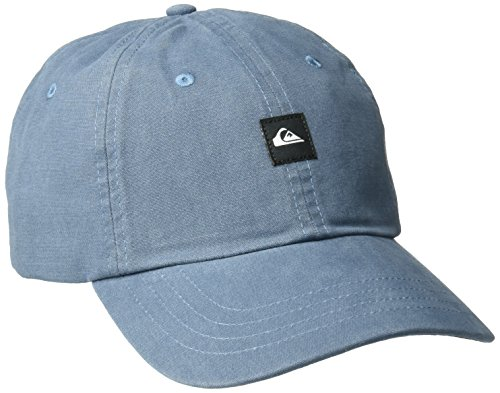 Quiksilver Men's Fins up Hat, Navy Blazer, One Size from Quiksilver