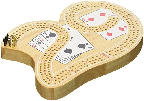 Classic Game Collection 3 Track 29 Cribbage with Playing Cards (Classic Backgammon Collection Game)