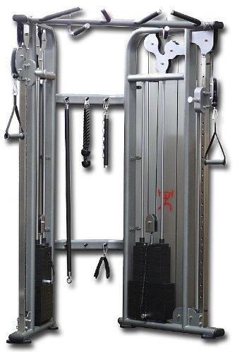 CFF Club Series Elite Functional Trainer w/Dual 260 lb Stacks