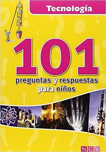 101 PREGUNTAS Y RESP.NIÚOS.TECNOLOGIA.NG: VV.AA.: 9783867752343: Amazon.com: Books