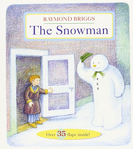 The Snowman (Nifty Lift-and-Look)
