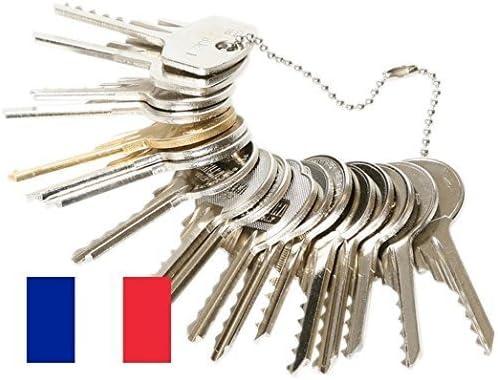 Set De Clés à Percussion Fr France 17 Pièces Amazonfr