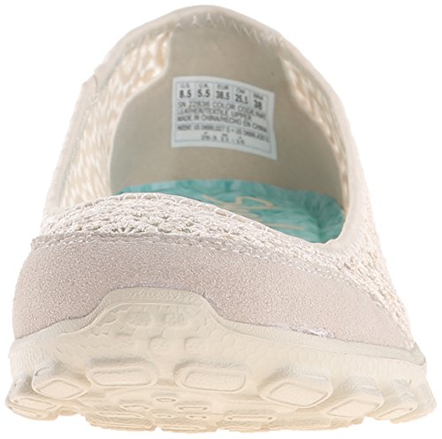 Marc Ecko EZ Flex 2 Flighty, Ballerines Femme Beige (Nat)