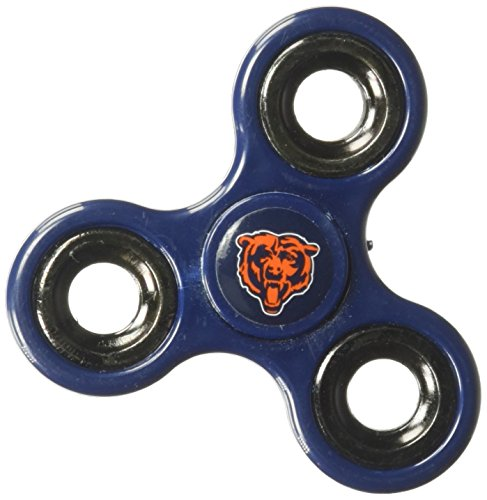 NFL Chicago Bears Three Way Diztracto Spinnerz – DiZiSports Store