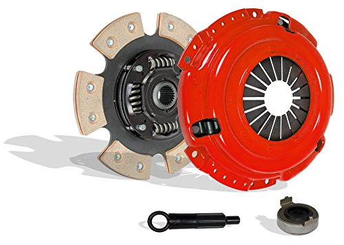 Clutch Kit Set Stage 3 For Honda Prelude S Si 4Ws 2.0L 2.1L 4Cyl