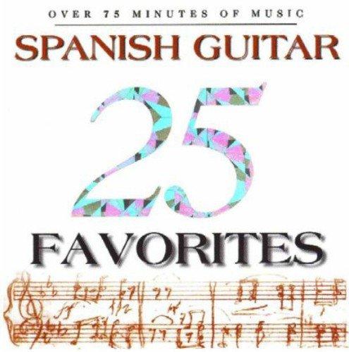 Amazon.com: 25 Spanish Guitar Favorites / Various: Music