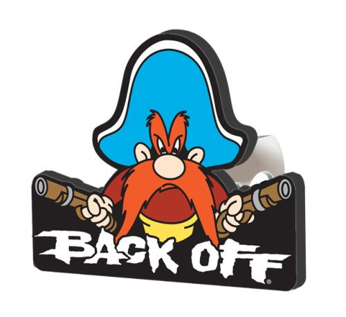 Yosemite Sam Back Off Hitch Cover brand new