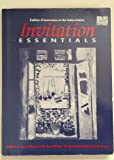 Invitation Essentials, Jarvis, Gilbert A. and Bonin, Therese, 0030057531