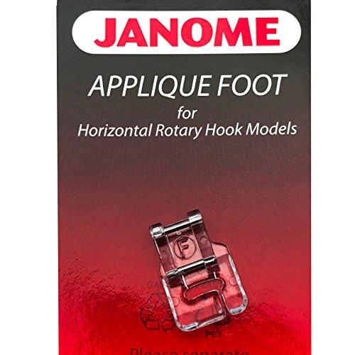 janome applique foot - 3