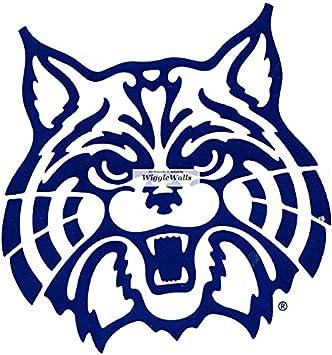 "NCAA College University of Arizona Logo 6/"" Vinyl Decal Bumper Sticker"