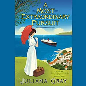 A Most Extraordinary Pursuit Audiobook
