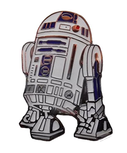 Star Wars R2D2 Full Figure Enamel PIN -