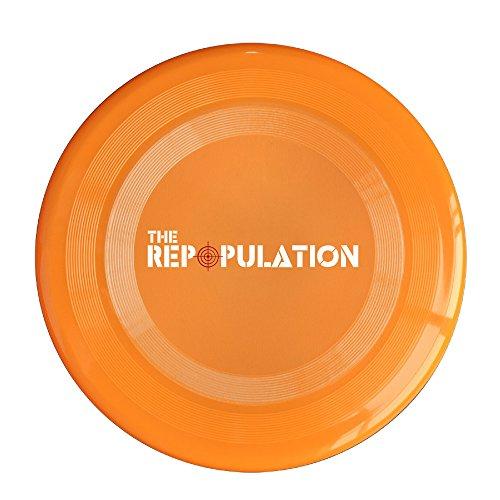 Frisbee Flying Disc Name - VOLTE Game Name Orange Flying-discs 150 Grams Outdoor Activities Frisbee Star Concert Dog Pet Toys