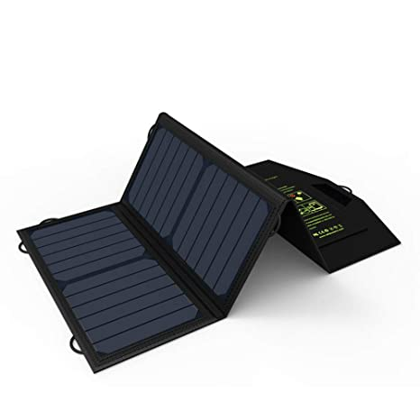 Lumiere Cargador Solar para teléfono móvil, 21W 5V USB portátil ...