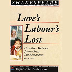 Love's Labours Lost Audiobook