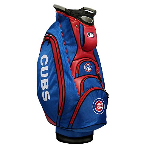 MLB Chicago Cubs Victory Golf Cart Bag