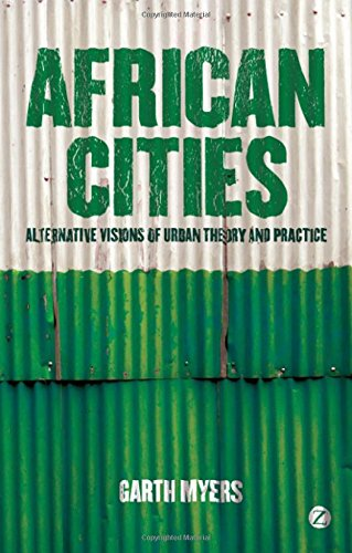 African Cities: Alternative Visions of Urban Theory and Practice (Visions Of The City)