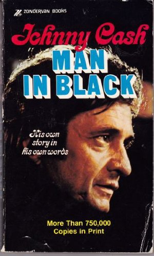 book cover of Man in Black