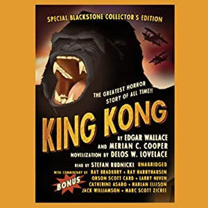King Kong Audiobook