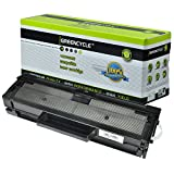 Greencycle Compatible Toner Cartridge Replacement for Samsung 101 MLT-D101S Black Compatible with ML-2161 2166w 2160 2165 2165w SCX-3401 3401FH 3406W 3406HW SCX-3405FW SCX-3400 3405 3405F Printer 1PK