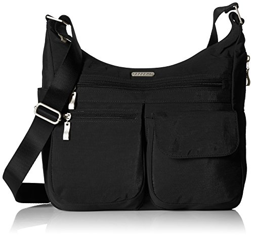 Baggallini Everywhere Bagg, Black ()
