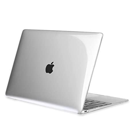 differently 93559 38f00 FINTIE MacBook Retina 12 Case - Super Thin Hard Cover Snap On Protective  Case for The New Macbook 12