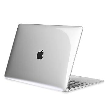 Fintie Funda para Macbook Retina 12 - Súper Delgada Carcasa Protectora de Plástico Duro para Apple Macbook 12
