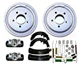 Mac Auto Parts New Drums Shoes Spring Wheel
