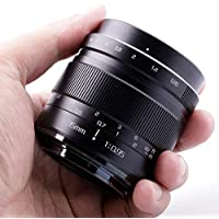 RISESPRAY 35mm f/0.95 Large Aperture Mark III Standard Lens for Mirrorless Camera (Sony E-Mount)