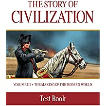 Story of Civilization: Making of the Modern World Test Book