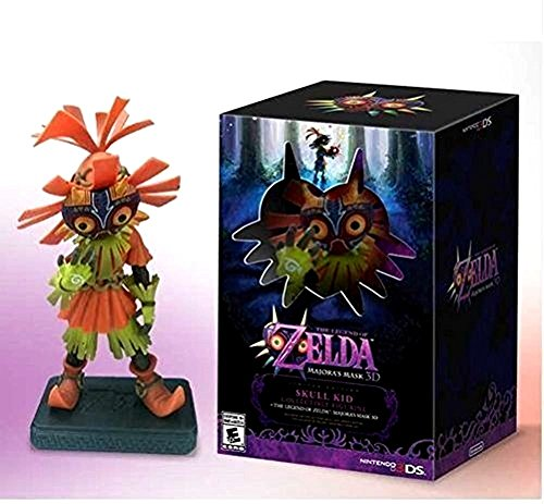 Edition Figurine Limited Collection - The Legend of Zelda action figure Zelda Majora's Mask Limited Edition