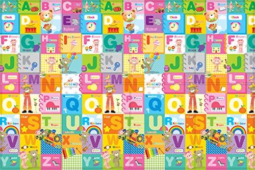 Parklon Playmat PM, Tapete de Juego Portable Mat 200x140x1.0 cm