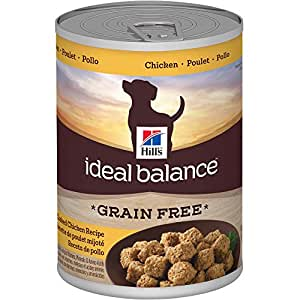 Amazon.com: Hill'S Ideal Balance Adult Grain Free Slow