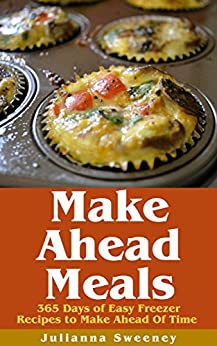 Make Ahead Freezer Dinners Overnight ebook product image