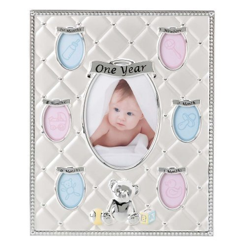 Lenox Childhood Memories 1st Year Picture Frame by Lenox