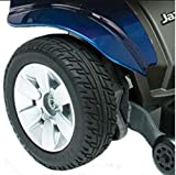 Pride Mobility - Jazzy Select Elite - Front-Wheel Drive Power Chair - Jazzy Blue