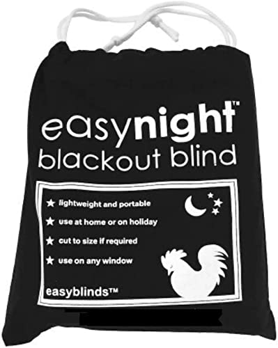 Easynight Portable Travel Blackout Blind