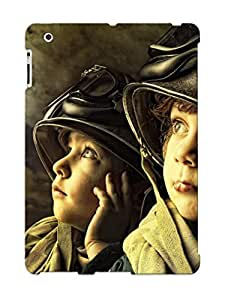 Awesome F52f5ab3064 Fireingrass Defender Tpu Hard Case Cover For Ipad 2/3/4- Boys Military Cosplay