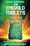 Study Edition The Emerald Tablets of Thoth The