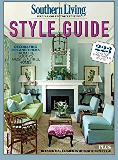 Living Style Magazine southern living style easy updates room by room guide inspired