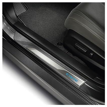 Honda Civic Hatchback 08E12-TEA-100B Illuminated Door Sill Trim Type R Models