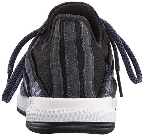 Adidas Ydeevne Kvinders Gymbreaker Bounce Træning Sko Sort / Nat Metallic / Super Lilla I9OJ6HrfY3