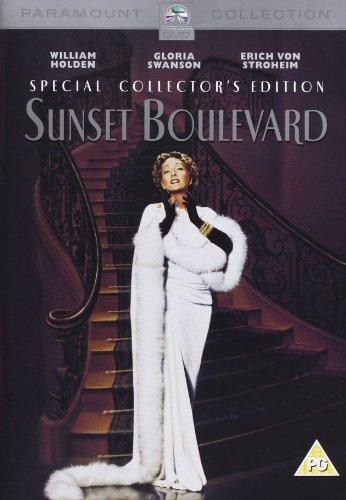 NEW Sunset Blvd. [Region 2] (DVD)