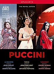 The Puccini Opera Collection