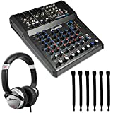 Alesis MultiMix 8 USB FX | 8-Channel Mixer with